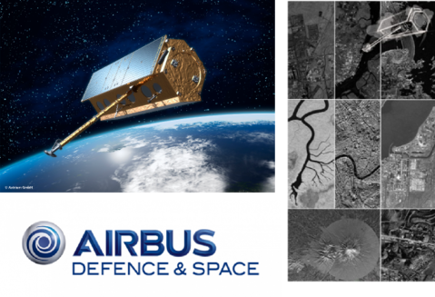 Airbus Defence & Space Image and Logo